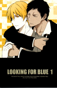 Looking for blue 1 - Cover
