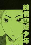 Junjou Tenisu Shounen - Cover