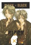 BlackxBlack - Cover