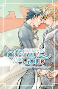 Shifts in crystal and gold - Cover